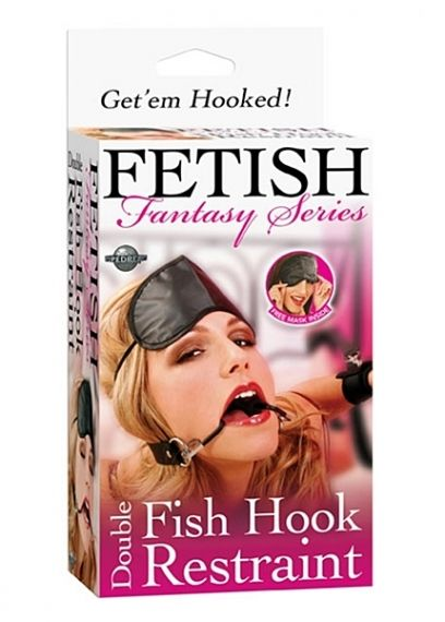 Fish Hook Restraint