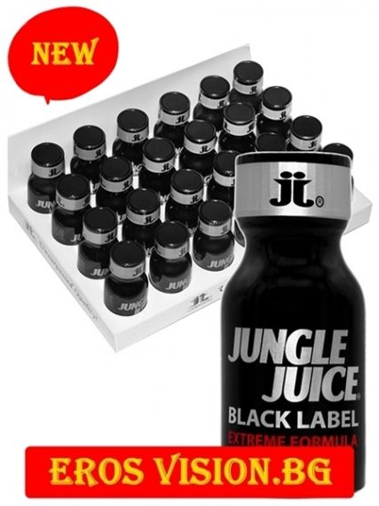 Попърс - JJ BLACK LABEL medium 15ml