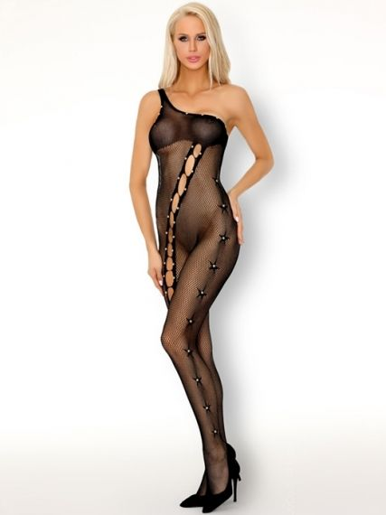 Мрежесто боди - Bodystocking Angenn