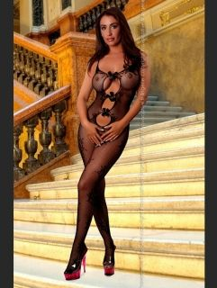 Мрежесто боди - Bodystockings PR4168 S/L