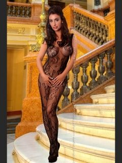 Мрежесто боди - Bodystockings PR4170 S/L