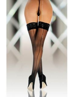 Чорапи - Stockings 5530 black/ 2