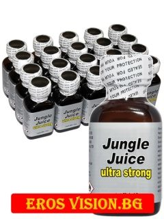Попърс - BOX JUNGLE JUICE ULTRA STRONG 30 ml