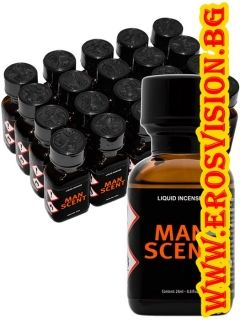 Попърс - BOX MAN SCENT 24 ml.